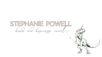 Stephanie Powell - Brand + Business Coach
