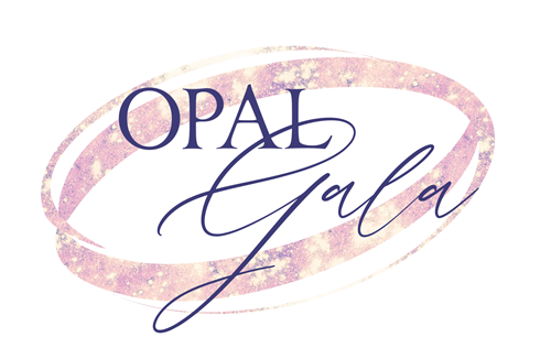 Custom logo created for the 2019 North Texas GLBT Chamber of Commerce Opal Gala.