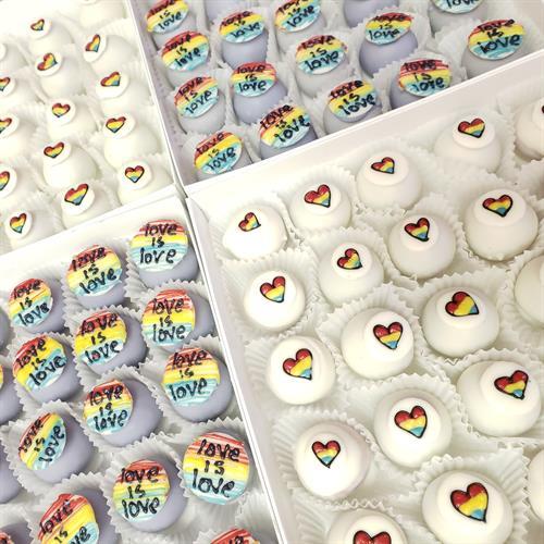 Pride Month Cakettes