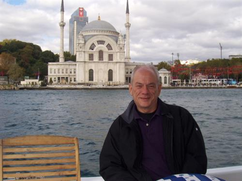 Boat tour on the Bosporus