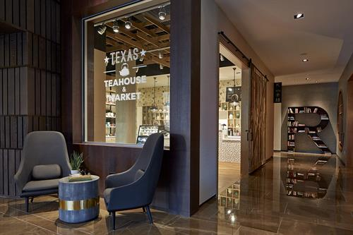 Texas Tea House