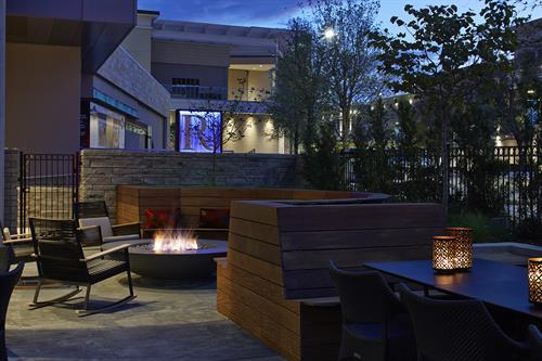 Whiskey Moon Terrace Firepit