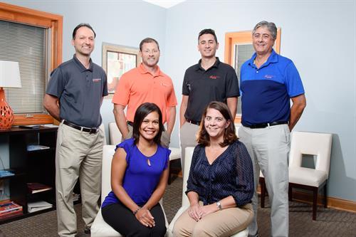 Dr. Franklin, Dr. Blanchard, Dr. Marcus, Dr. Spera, Dr. Quinones, Dr. Redmore