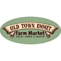 Old Town Emmet Farm Market on Saturdays