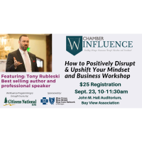 How to Positively Disrupt & Upshift Your Mindset and Business Workshop