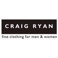 Craig Ryan Fine Clothing is Hiring Full and Part Time Positions