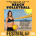Festival on the Bay Beach Volleyball