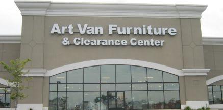 Art Van Furniture/Scott Shuptrine Petoskey, MI