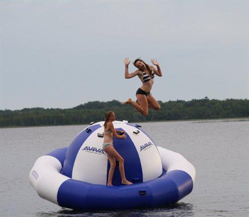 Big Turtle Lake Activities.