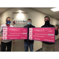 D-S Beverages supports Sanford Health Foundation