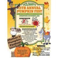 Molnar's Pumpkin Festival -13th Annual
