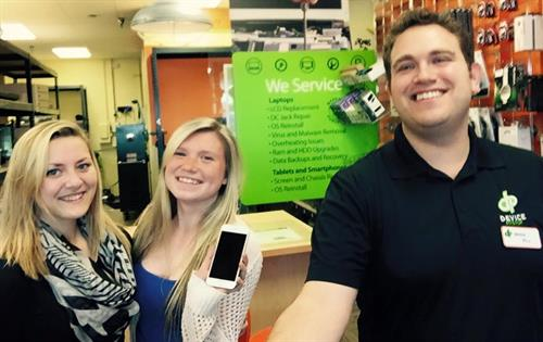 Device Pitstop of Maple Grove takes pride in our great customer satisfaction!