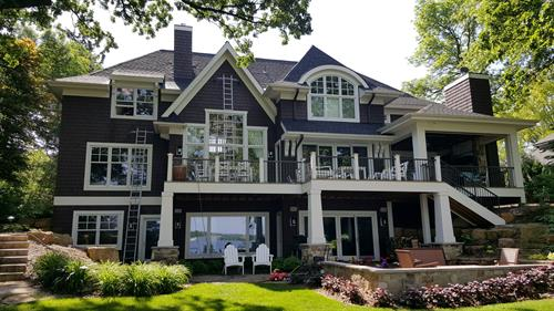 Pressure Washing, Gutter Cleaning and Window Cleaning in Wayzata, MN