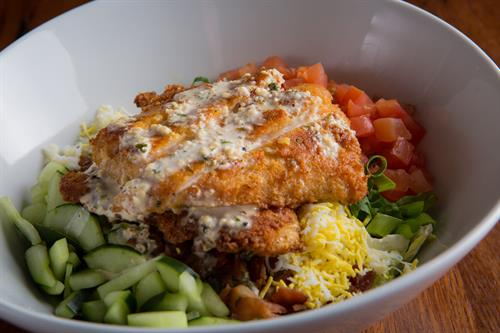 PARMESAN-CRUSTED CHICKEN MILANO