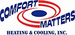 Comfort Matters Heating & Cooling, Inc.
