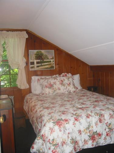 Queen Bedroom - Paneled