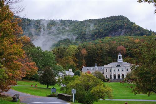 Berkshire School is a co-ed college preparatory boarding and day for ninth-12th graders located in Sheffield, Mass.