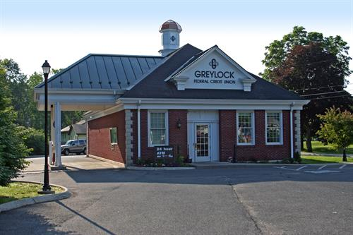 Greylock Federal Credit Union branch in Great Barrington