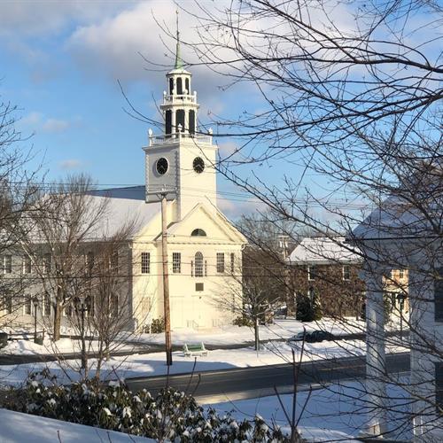 Old Parish in winter