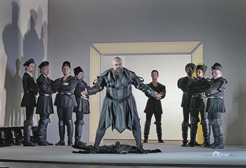 From BOF's Production of Rigoletto.  (photo credit: Ken Howard)