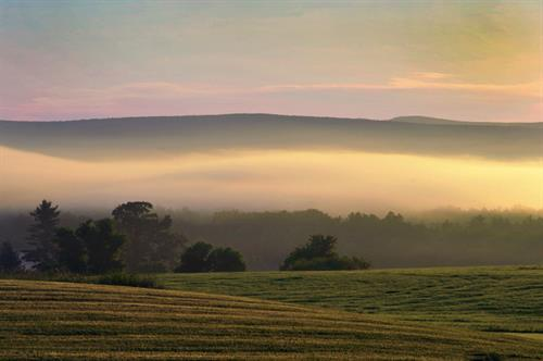 Berkshire Landscape by Don Perdue, Photographer and BAV Board Member
