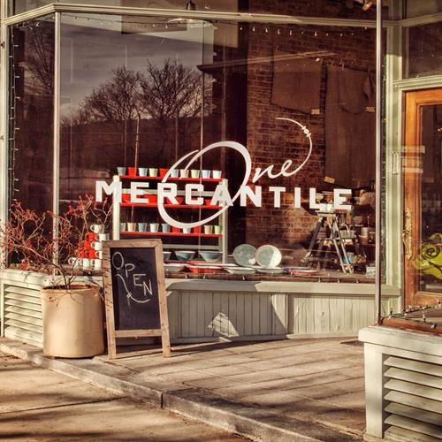 One Mercantile Logo