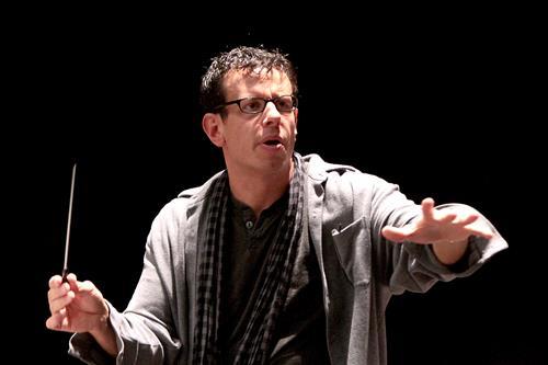 Conductor Allan R. Scott