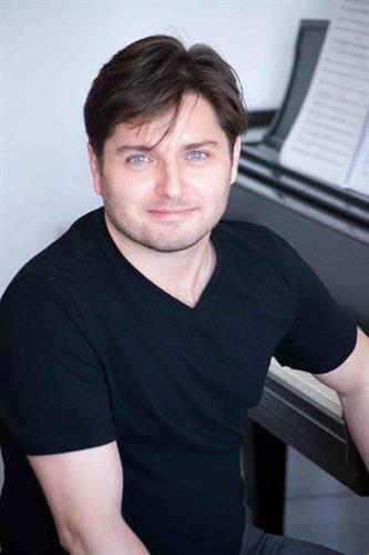 Conductor Tyson Deaton