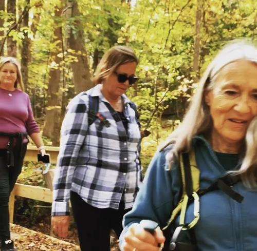 Woodland Trail, The Mount, Lenox