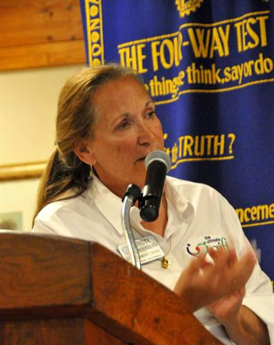 Organ Donation Presentation - Kristy Vandenberg