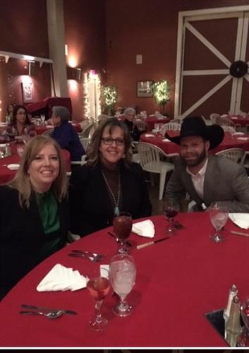 Kerrville Noon Rotary Christmas Party 2016