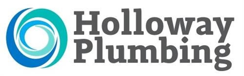 New Logo Design - Holloway Plumbing - Kerrville, TX #Logo #Branding #Design