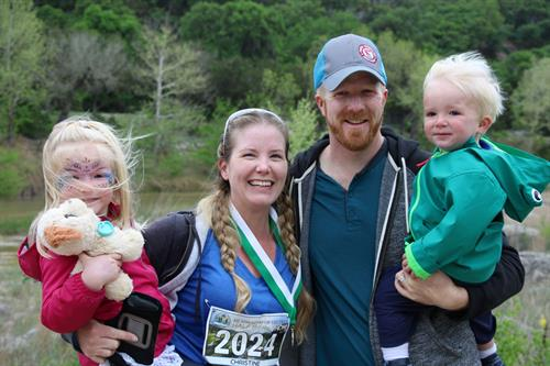 A family friendly event, our 2018 Headwaters of the Frio Marathon/Half Marathon/10K