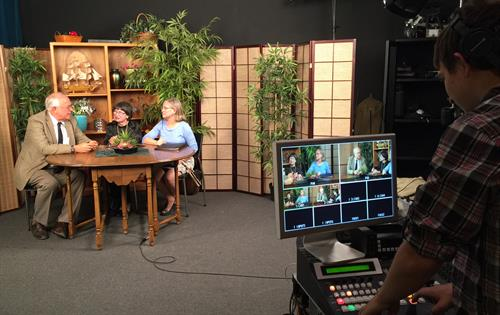 "NCTV's monthly TV and online show, ""In Novato."""
