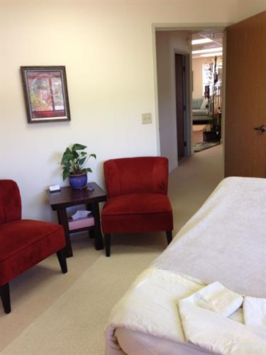 Practitioner Room