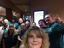 Regional Vice President Michelle Martin's Team