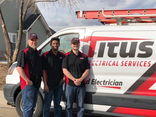 Titus Electricians