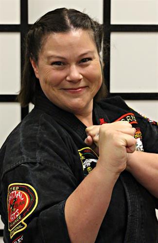 Sensei Carissa Morris