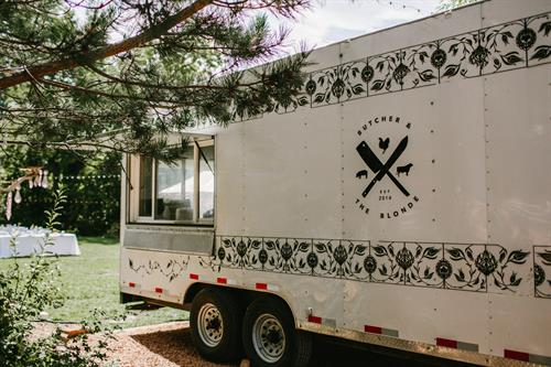 food truck service available