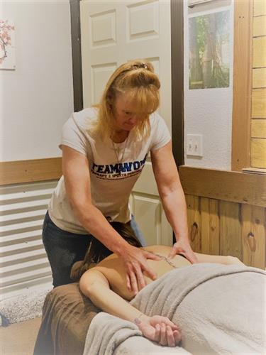 Massage Therapist, Heather