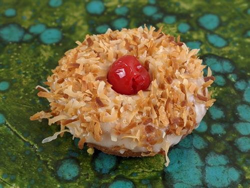 Pina Colada Donut