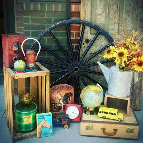 Antiques and Vintage Items