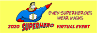 Virtual Super Hero Event