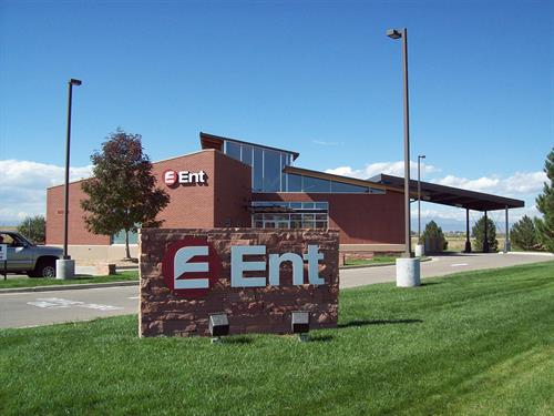 Ent Credit Union: Firestone Service Center