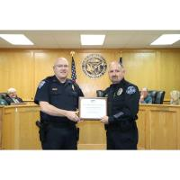 Frederick Police Department Receives Certificate of Accreditation