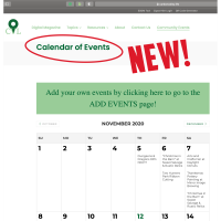Carbon Valley Life Releases New Community Calendar