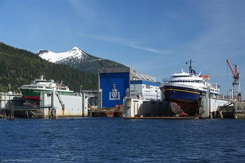 The Ketchikan Shipyard - Home of Vigor Alaska