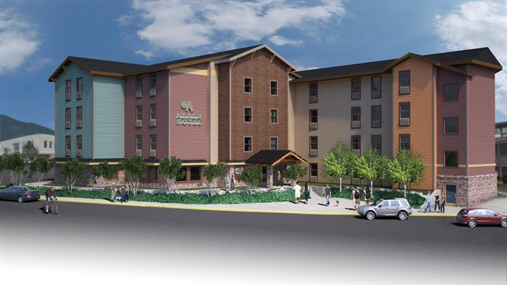Aspen Hotels of Alaska
