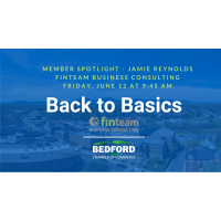 Back To Basics with Jamie Reynolds - Finteam Business Consulting