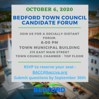 2020 Town Hall Meeting/ Candidate Forum